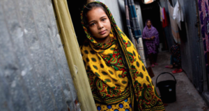 FEMINIST FRIDAY: 3-Part Series Explores The Connection Between Climate Change & Child Marriage