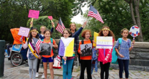 NYC Girl Scouts Join Mission To Get Statues Of Historical Women Added To Central Park
