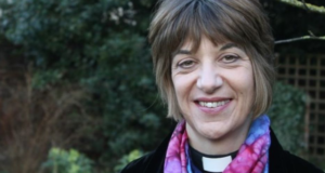 Body Of Christ Compels UK's First Female Bishop To Take On Negative Body Image Issues