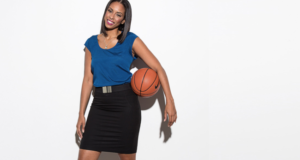 Broadcaster LaChina Robinson Is Determined To Change The Status Of Women In Sports