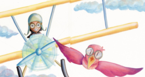 Bessie Coleman, First Black Female Pilot In The World, Immortalized In New Kid Book Series