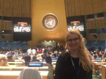 College Freshman Joins UN Program To Champion The Economic Empowerment Of Women