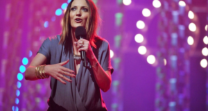 Comedian Jen Kirkman Talks About Her Netflix Special And How Being A Woman On Stage Is Inherently Political