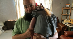 The Heroic Foster Dad Who Only Looks After Terminally Ill Children, Because No One Else Will