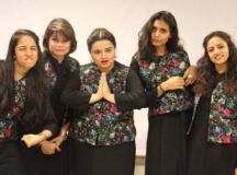Pakistan's First All-Female Comedy Troupe Were Created To Be An Act Of Hilarious Rebellion