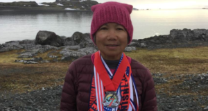 She Ran 1 Marathon On All 7 Continents In 7 Days. Also, She Happens To Be 70 Years Old!
