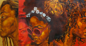 New Exhibit 'She Inspires' Features The Work Of 60 Artists & Supports Women Who Run For Office