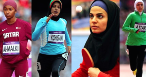 Iranian Journalist Launched An Online Magazine To Increase The Visibility Of Muslim Women In Sports