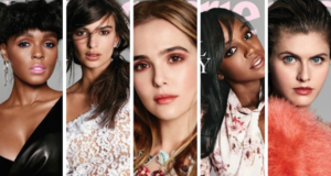 "Janelle Monae, Aja Naomi King & More Share Powerful Messages In Marie Claire's ""Fresh Faces"" Issue"