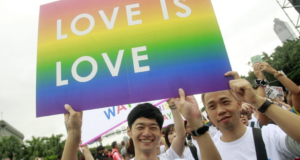 Taiwan Is The First Country In Asia To Officially Recognize Same-Sex Marriage In New Court Case