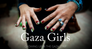"Photo Journalist Creates ""Gaza Girls"" Book Showing A Side Of The Strip Not Portrayed In Newsmedia"
