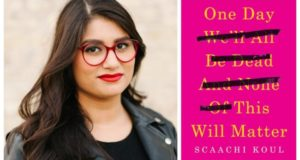 Author Scaachi Koul Uses Humor To Examine Race, Rape Culture & Misogyny In New Book
