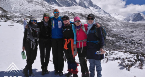 Meet The First All-Female Arab Climbing Team Set To Conquer Mount Everest
