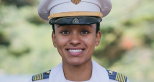 She Made History As The First Black Woman To Lead Cadets At West Point Military Academy