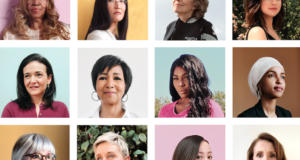 """FEMINIST FRIDAY: TIME Highlights Women Who Are Changing The World In """"Firsts"""" Series"""