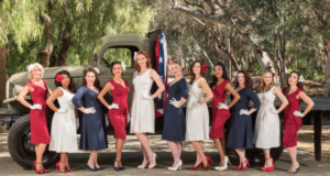 12 Female Veterans Pose For Pin-Up Calendar To Raise Money For Hospitalized Military Heroes