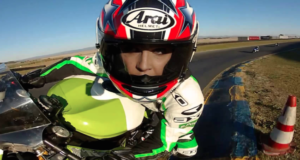 Pro Motorcycle Racer Shelina Moreda Joins Covergirl's 'I Am What I Makeup' Campaign
