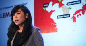 Activist Hannah Song Left Corporate Job To Launch Non-Profit Helping North Korean Refugees