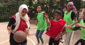 Sports-Based Non-Profit Empowering The Next Generation Of Teen Girls In Morocco