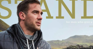 Stand Magazine Launched By Founder Who Wanted To Challenge Toxic Ideas Of Masculinity