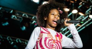 Brazilian Teen Rapper MC Soffia Writes Lyrics That Empower Young Black Girls & Tackle Racism