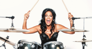 6 Amazing Female Drummers Who Are Breaking The Mold & Marching To Their Own Beat