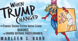 Feminist Sci-Fi Author Pens Fantasy Short Story Collection About Trump Post-Impeachment, In A Galaxy Far Far Away.