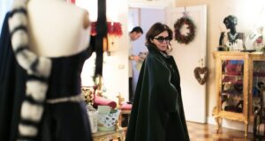 'Last Empress Of Fashion' Film Tells The Real Life, Rags-To-Riches Story Of A Russian Entrepreneur Who Built A $100M Fashion Empire.