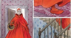 Artist Renée Nault Turns Margaret Atwood's 'The Handmaid's Tale' Into A Must-Read Graphic Novel