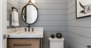 Choosing The Right Sized Mirror For Your Bathroom