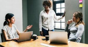 How Sponsorship Is Helping To Empower Women In The Workplace