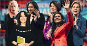 Female democratic presidential candidates   CNN