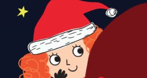 New Children's Book Reimagines Santa Claus As A Girl To Inspire Others To Dream Big