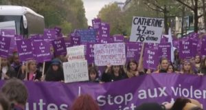 FEMINIST FRIDAY: Videos Of Women Around The World Protesting Gender Violence For UN Women Campaign