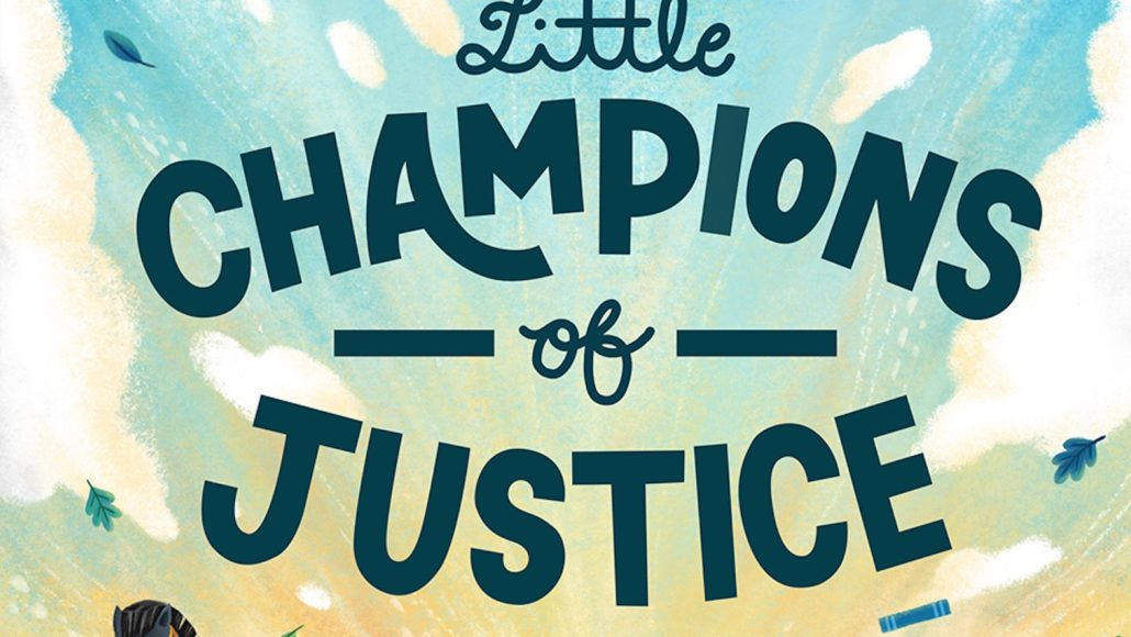 New Book Highlights 8 Children's Stories About Courage, Equality, And Justice