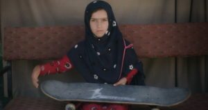 Skateistan Skateboard-Photo courtesy of Lifetime Films