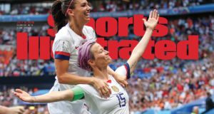"""Why The Spotlight On Female Athletes Must Be More Than Just A Passing """"Moment"""""""