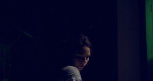A still image from 'Gainsay' short film.