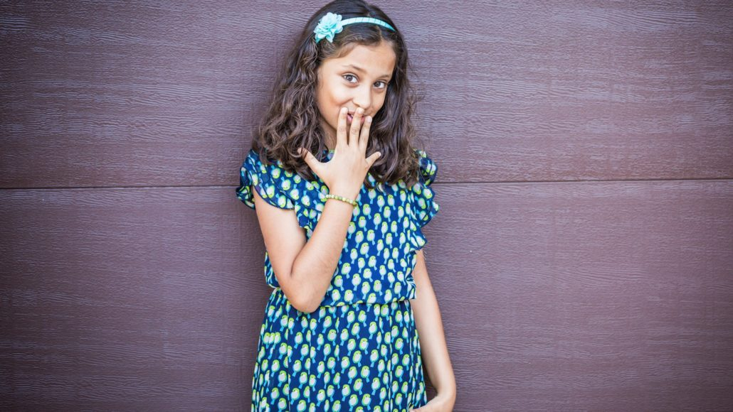 8 Year-Old Aryana Sahai Created A Line Of Bracelets To Help Girls In India Escape Poverty