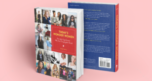 New Book: Today's Wonder Women: Everyday Superheroes Who Are Changing The World!