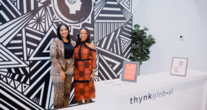 Thynk Global founders Maghan Morin and Jeanine Suah