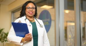 Barrier-Breaking Doctor Says COVID-19 Exposed The Need For More Black Physicians In Healthcare