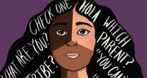 """Why You Should Read """"Swirl Girl, The Coming Of Race In The USA"""", By TaRessa Stovall"""