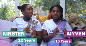 Gifted Tween Sisters Write & Publish Debut Novels, And Promote Passion For Literacy