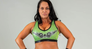 Professional Wrestler Veronica Brazier On A Mission To Expose The Dark Underbelly Of The Sport & Help Victims Reclaim Their Power