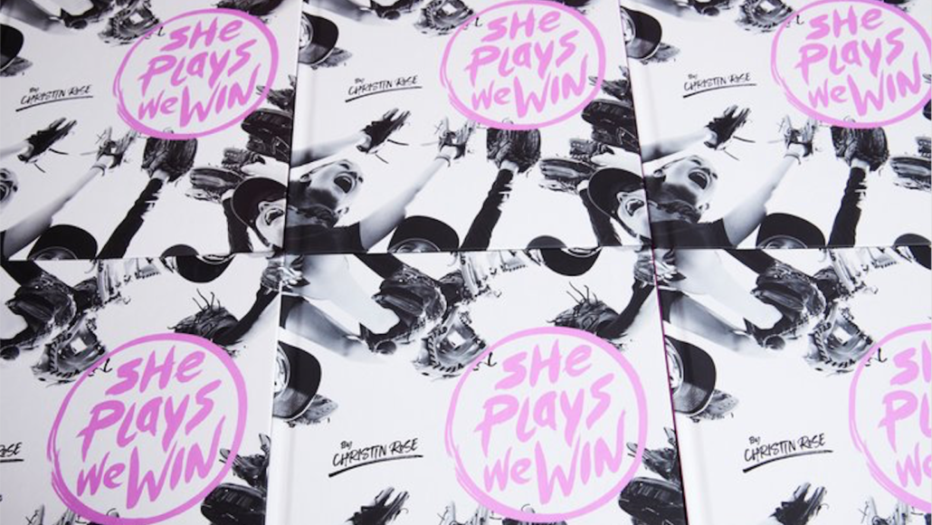 "New Book ""She Plays We Win"" Captures The Spirit Of Young Female Athletes In Stunning Photos"