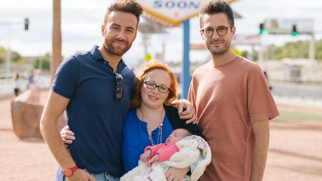 New Documentary Follows A French Gay Couple's Journey To Las Vegas To Start A Family Via Surrogacy