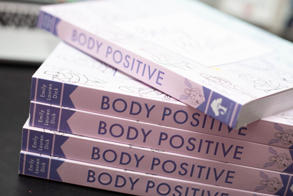 Body Image Expert Releases Body Positive Book To Change The Way The World Sees Female Beauty