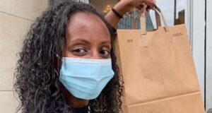 She Founded An Org. That Delivers Meals, Water & Friendship To At-Risk Folks During COVID