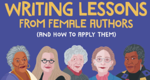 Writing A Book? Start With Some Advice From 5 Of The Best Female Authors